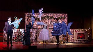 Μαρία Ναυπλιώτου, Νίκος Κουρής, Λένα Παπαληγούρα & Γιώργος Νανούρης έρχονται τα Χριστούγεννα στις οθόνες σας