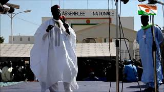 Who are Niger's presidential candidates?
