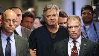 FILE - Paul Manafort arrives in court, Thursday, June 27, 2019 in New York.