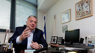 السفير الإسرائيلي في ألمانيا جيريمي يسخاروف