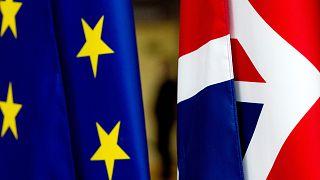 Az uniós zászló és a Union Jack