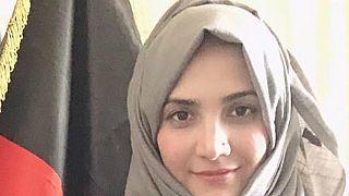 Afgan kadın hakları savunucusu Freshta Kohistani