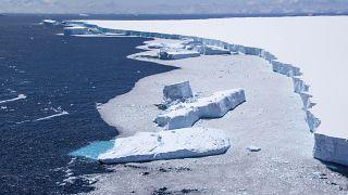 Icebergue A68a