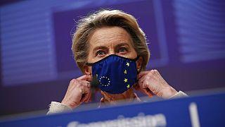 Durchbruch an Heiligabend - Ursula von der Leyen verkündet Handelsdeal mit den Briten in Brüssel
