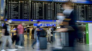 Frankfurt Flughafen - ARCHIV