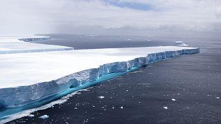 El iceberg más grande del mundo se hace pedazos y los científicos advierten graves consecuencias