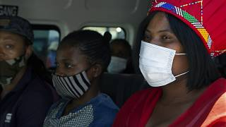 "South Africa: Covid-19 Cases Shoot Up at an ""Alarming Rate"""