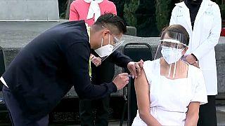 Trois pays d'Amérique latine commencent la vaccination