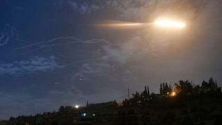 حمله اسرائيل به خاک سوریه در سال ۲۰۱۹