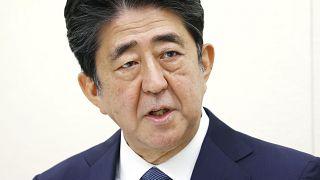 Eski Japonya Başbakanı Abe Şinzo