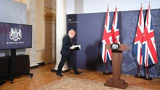 Boris Johnson, Primeiro-Ministro do Reino Unido