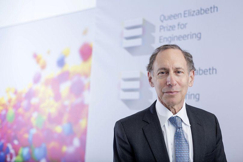 Jason Alden/AP Images for Queen Elizabeth Prize for Engineering