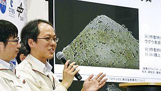 علماء فضاء يابانيون يكشفون عن عينات تم استرجاعها من كويكب خارج المجموعة الشمسية