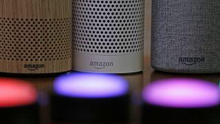 Amazon marka ses asistanlı hoparlör