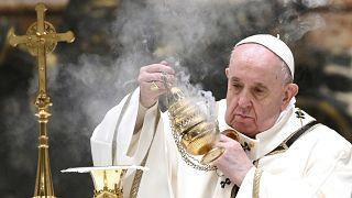 Le Pape appelle à la paix en 2021