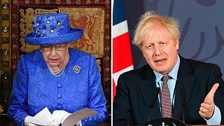 نخستوزیر بریتانیا و ملکه این کشور