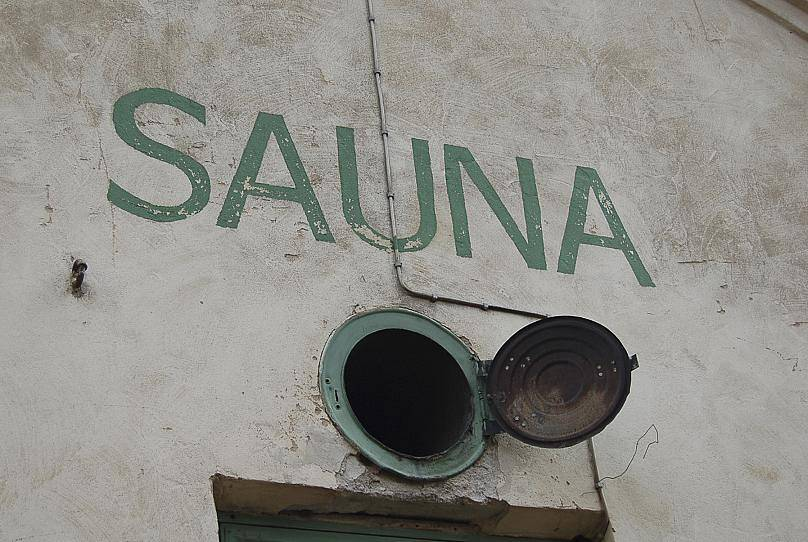 Ari Johansson/Pispala Sauna Association
