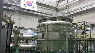 مرکز تحقیقات همجوشی هستهای در کره جنوبی