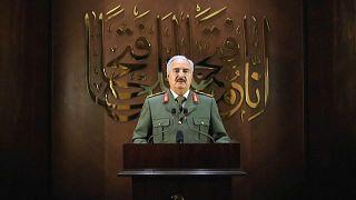 """Libye : le maréchal Khalifa Aftar veut chasser """"l'occupant"""" turc"""