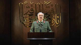 Libya's Hafter calls on troops to 'drive out' Turkish forces
