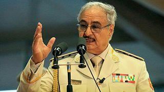 Libya'nın doğusundaki güçlerin komutanı General Halife Hafter