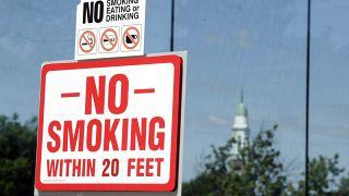 Sigara yasaktır tabelası