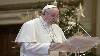 Pope says vaccines must be accessible to all