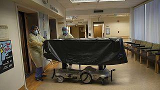 Krankenhaus in den USA - ARCHIV