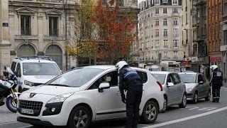 Αστυνομία στους δρόμους της Γαλλίας - ΦΩΤΟ ΑΡΧΕΙΟΥ