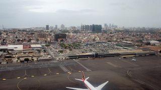 Aeroporto internacional de Luanda