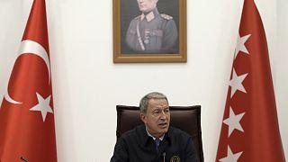AP/Turkish Defense Ministry