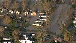 Inondations dans le centre de l'Angleterre