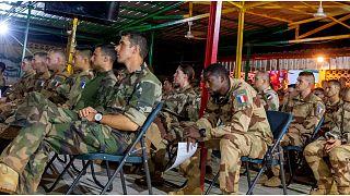 جنود فرنسيين في قوة برخان في مالي