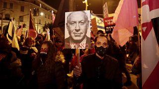 Israel: Festnahmen bei Protesten gegen Netanjahu