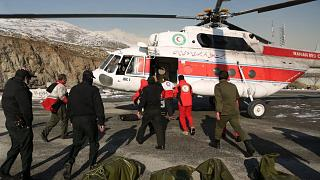 Mueren 10 personas en una serie de avalanchas en los Montes Elbruz en Irán