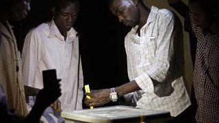 انتخابات النيجر- أرشيف