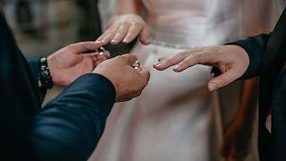 مراسم زواج- صورة توضيحية