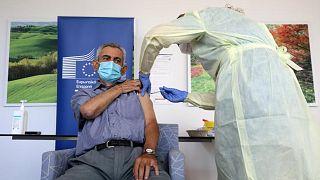 Εμβολιασμοί στην Κύπρο