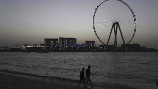 عجلة عين دبي