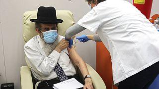 'Dünya rekoru' aşı kampanyası başlatan İsrail üçüncü kez ulusal karantina ilan etti
