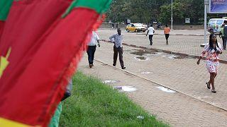 Kamerun'un başkenti Yaounde / ARŞİV