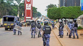 Un journaliste blessé lors d'un meeting de Bobi Wine
