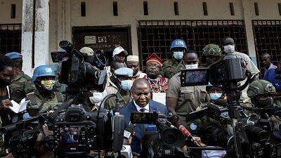 Centrafrique : 44 rebelles tués par les forces armées (gouvernement)