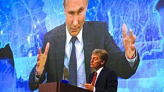 Rusya Devlet Başkanı Vladimir Putin'in sözcüsü Dmitry Peskov