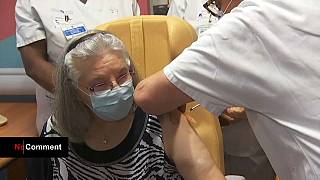 Impfung in Frankreich