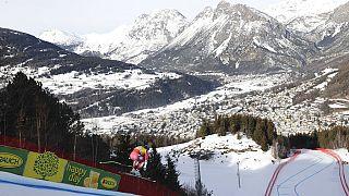 Χιονοδρομικό κέντρο στην Αυστρία