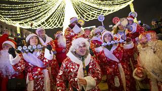 Γιορτές στη Ρωσία: Η χαρά των παιδιών και ο Παππούς Πάγος