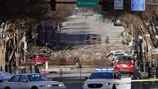 Nashville blast
