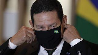 نائب الرئيس البرازيلي هاملتون موراو