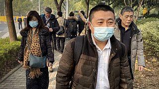 Hapis cezasına çarptırılan Zhang Zhan'ın avukatı Ren Quanniu